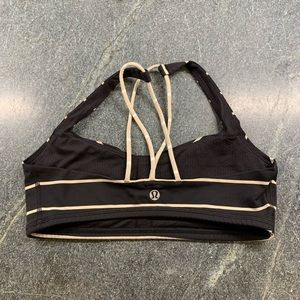 Lululemon Sports Bra Size 6